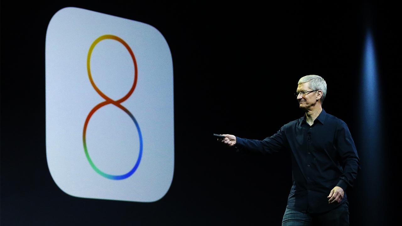 Techkings over Apple keynote en SpaceX