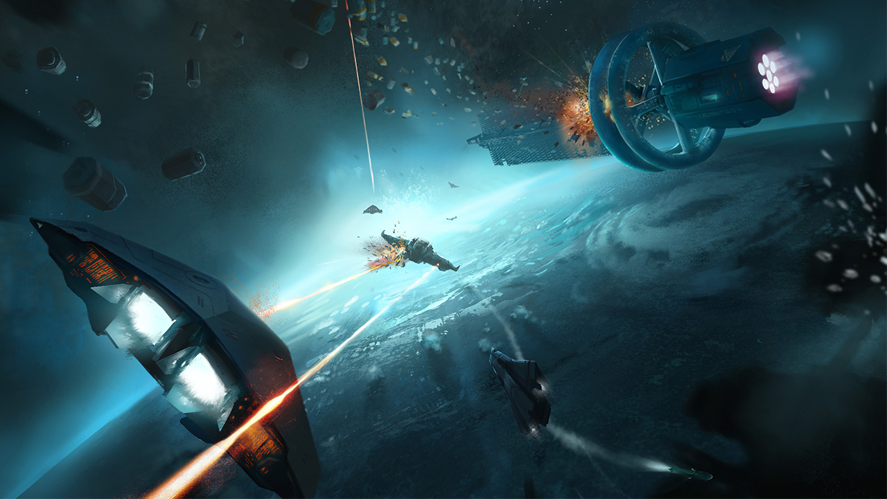 Preview E3 2014: Elite: Dangerous