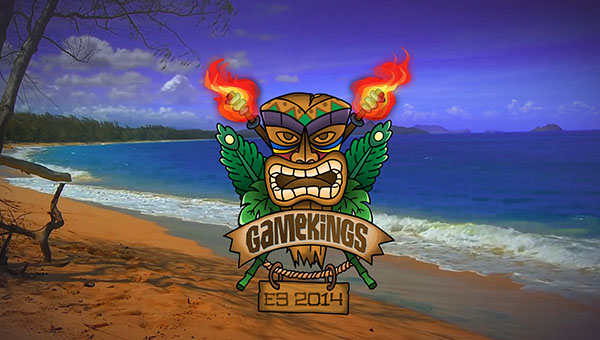 Het Gamekings E3 2014 programma