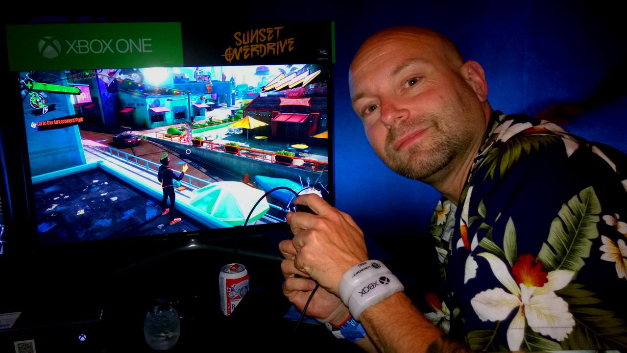 De hectische E3 2014 persconferentie dag