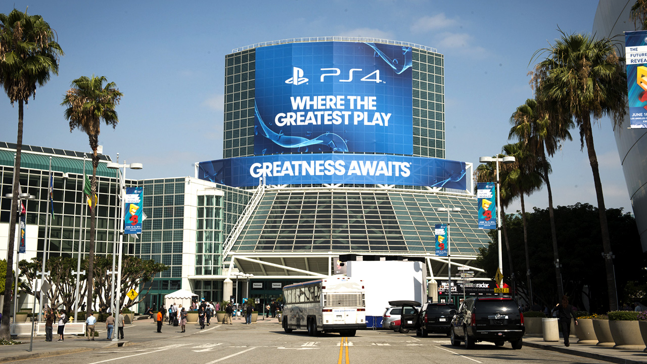 De uitslag van The Wall E3 2014