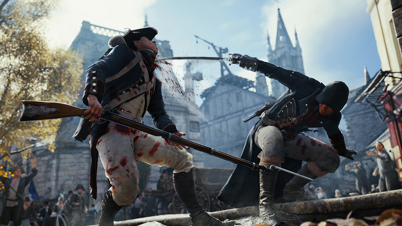 Assassin's Creed Unity E3 2014 Preview