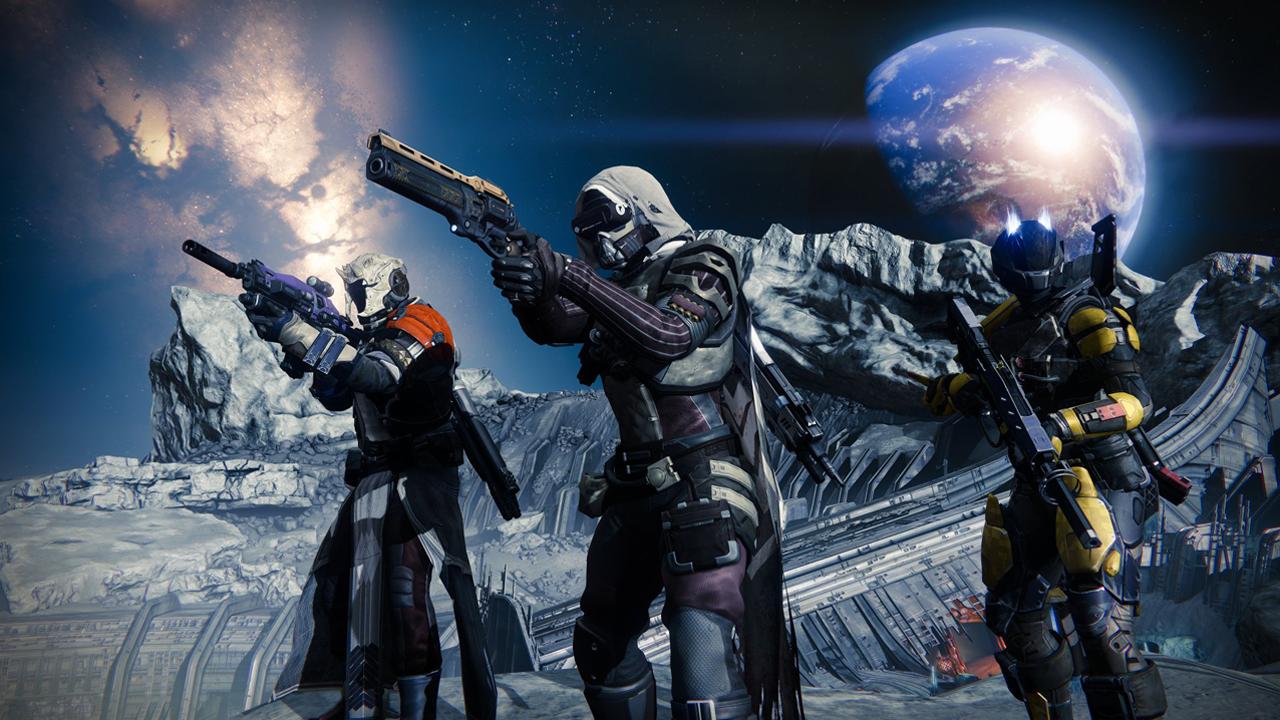 Destiny E3 2014 Preview