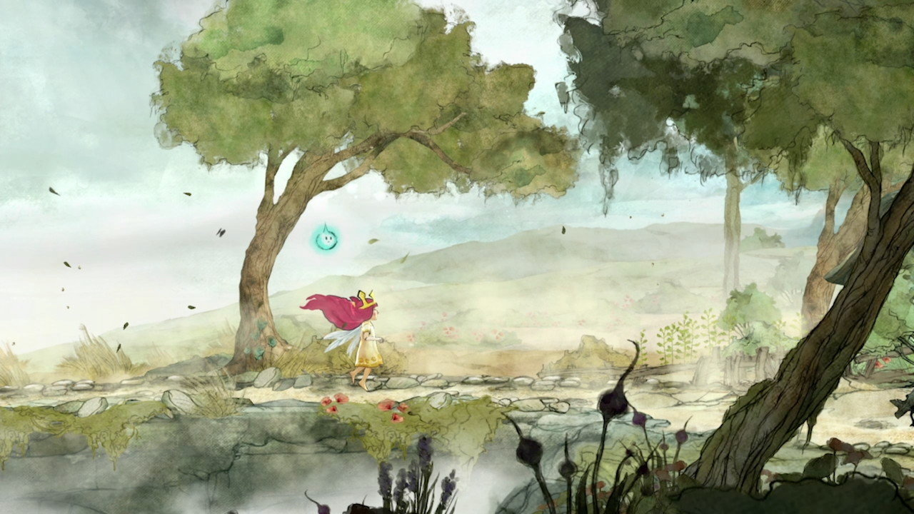 Child of Light PS Vita Review