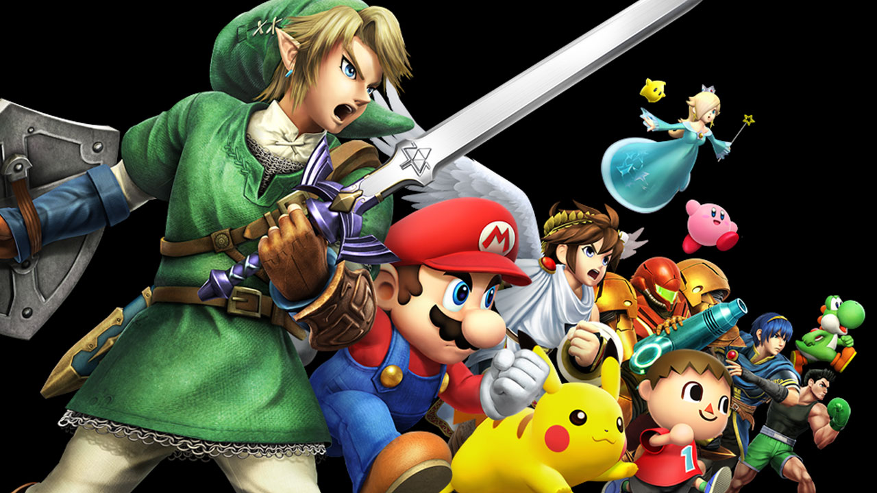 Nintendo Post-E3 2014 Event met Super Smash Bros.