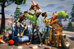 EvdWV met Battleborn en Fortnite