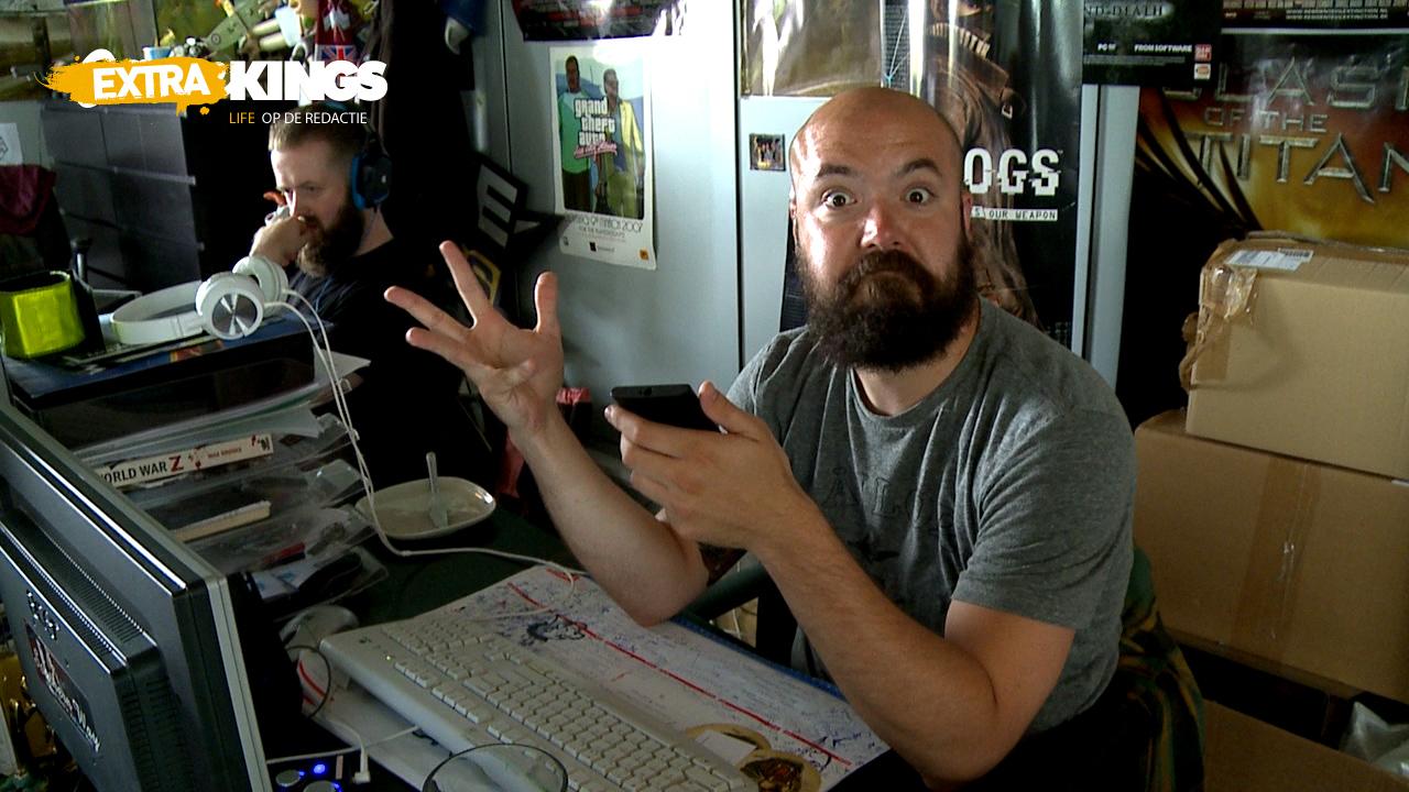 Gamekings Extra: Dennis en Skate over Twitter en UFC