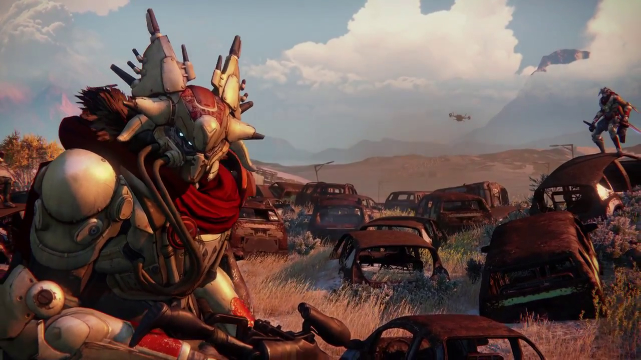 Destiny Beta Hands-on