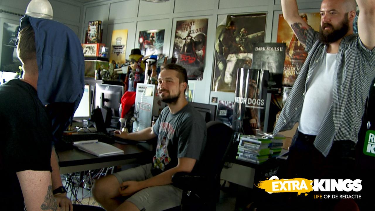 Gamekings Extra: Uitslag van de Gamekings Caption Contest