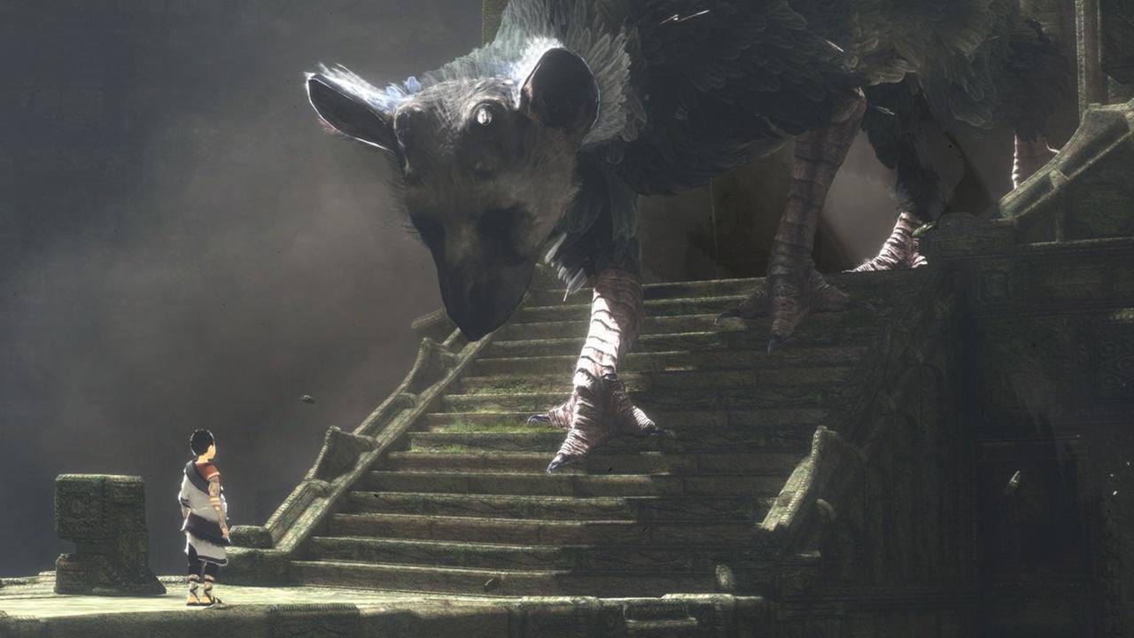 EvdWV met Dragon Age: Inquisition en The Last Guardian
