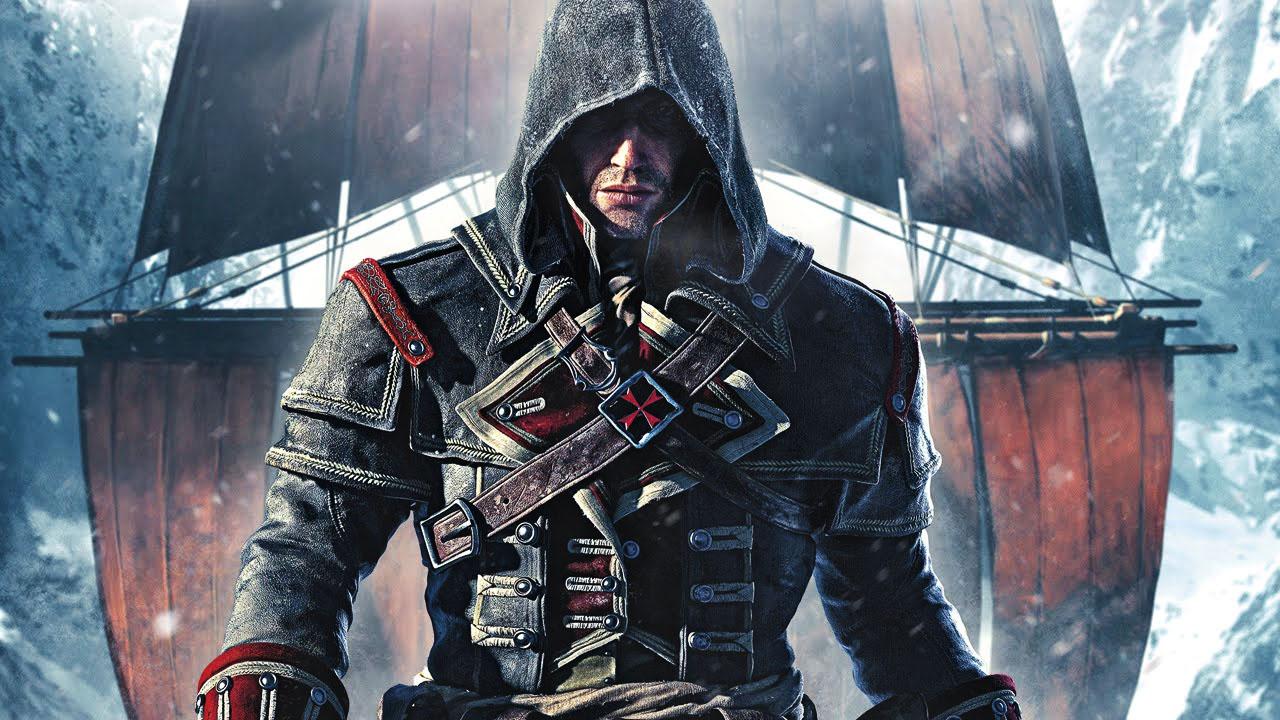 EvdWV met Sleeping Dogs en Assassin's Creed Rogue