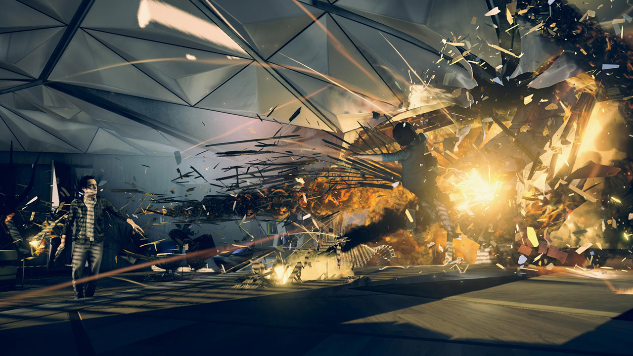 Gamekings op de Gamescom 2014: Quantum Break