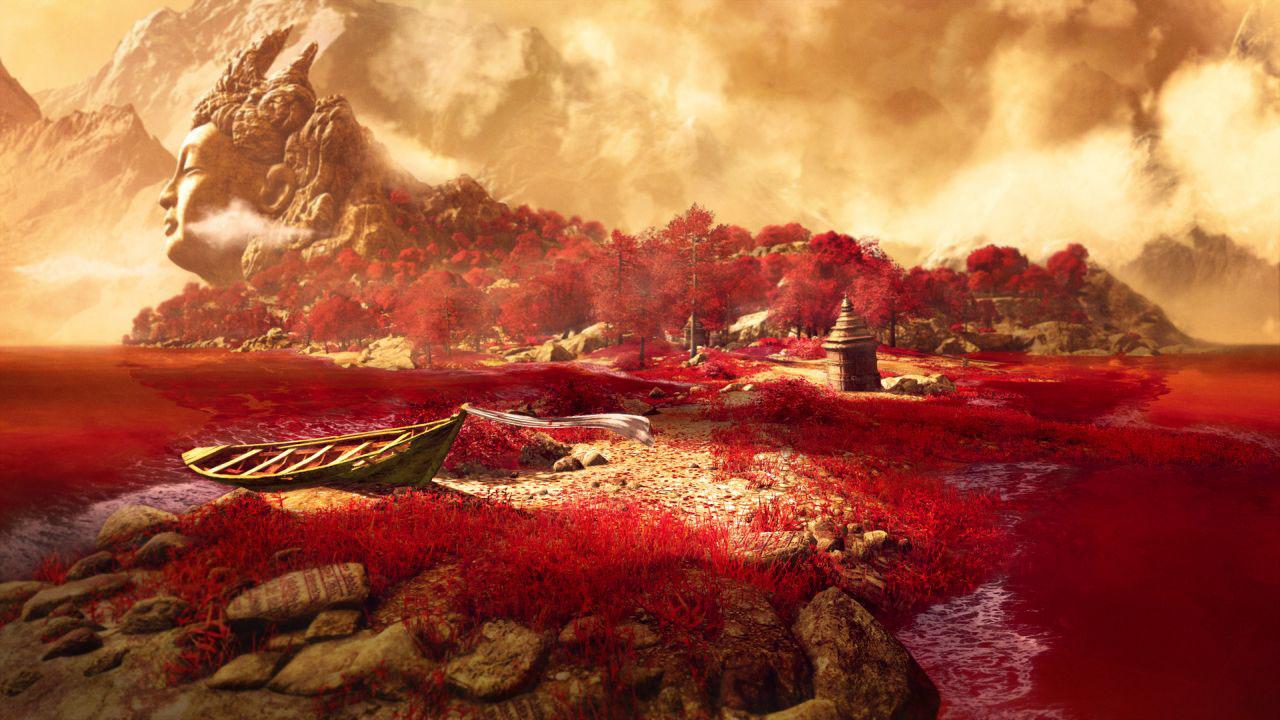 Van Kyrat naar het psychedelische Shangri-La in Far Cry 4