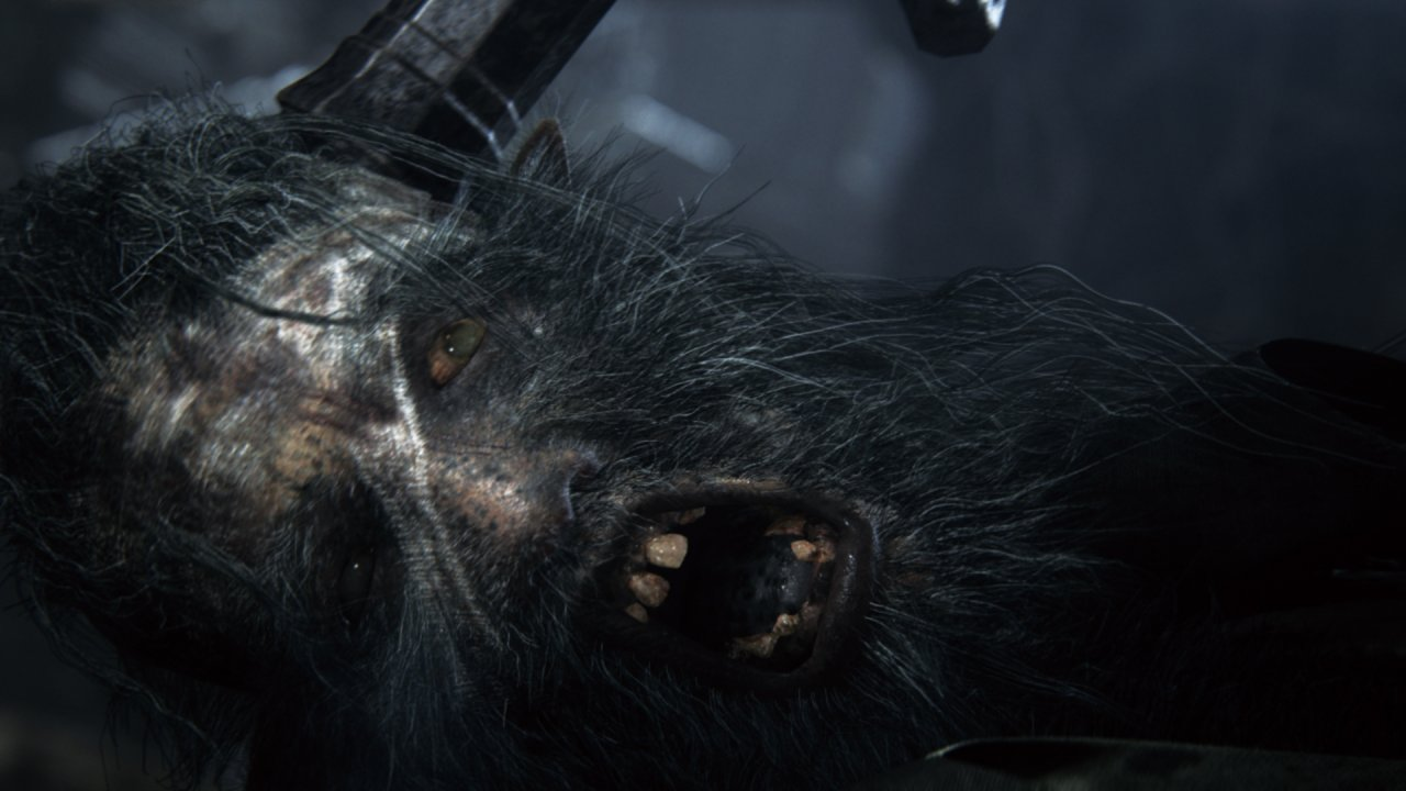 Is Bloodborne's moeilijkheidsgraad van het niveau Dark Souls?