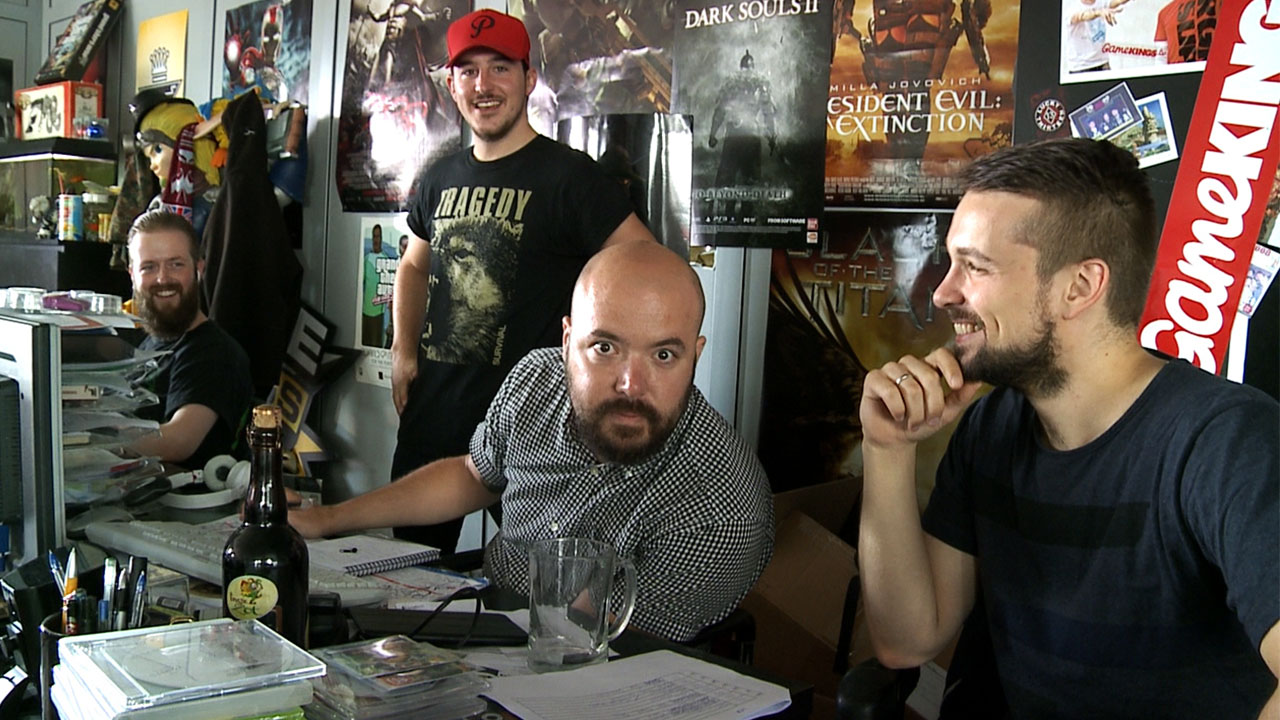 Gamekings Extra: De laatste livestream van Dennis