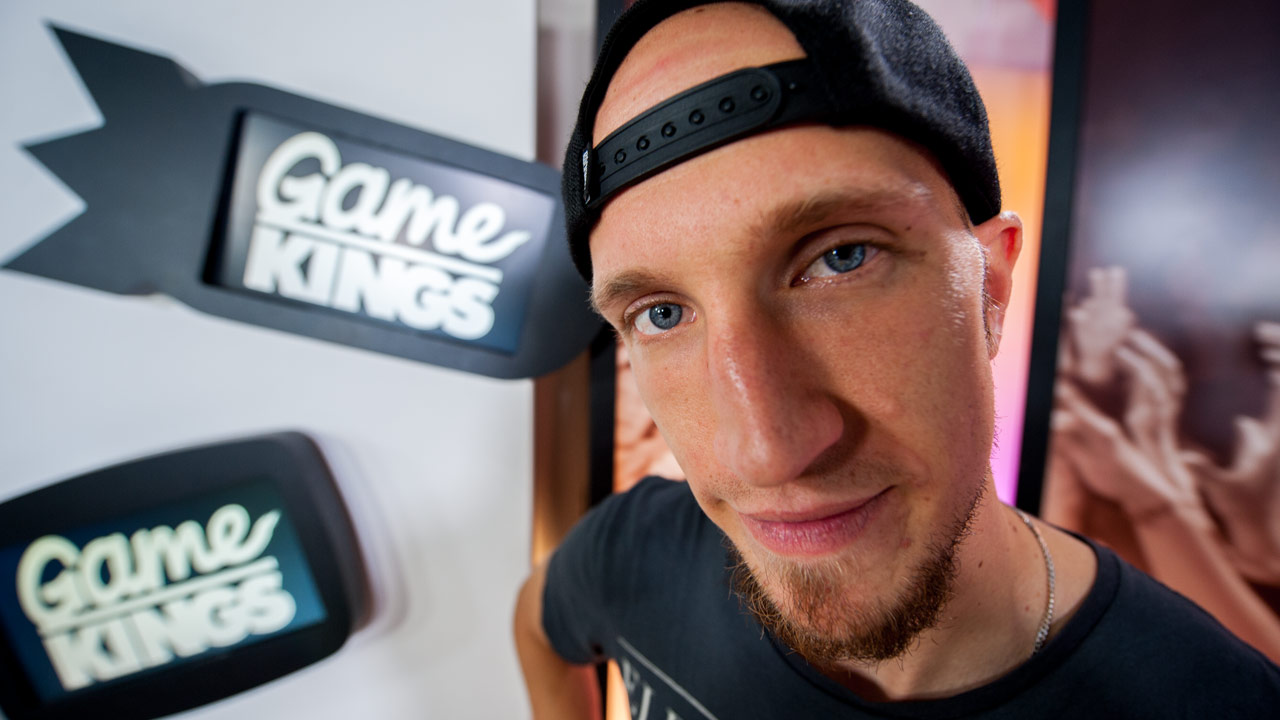 Gamergasten met Emiel Kampen