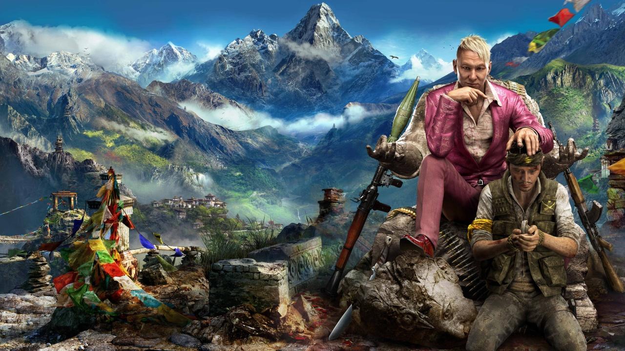 Terug- en vooruitblik op de Far Cry-serie