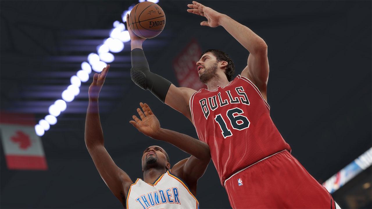 NBA 2K15 Review