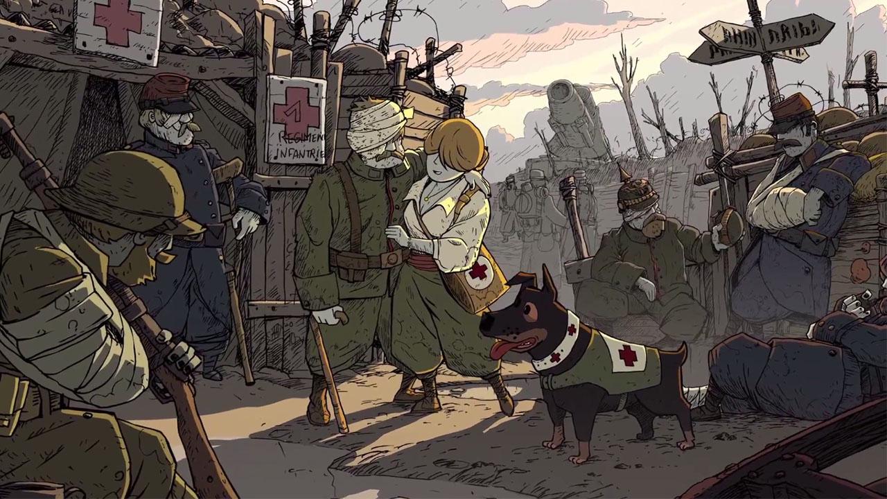 Gamekings aflevering 13: De Eerste Wereldoorlog aflevering