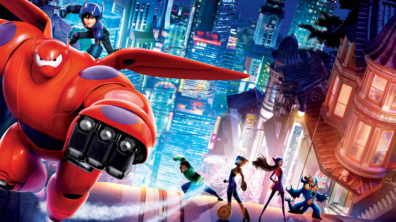 De voice acting van Big Hero 6