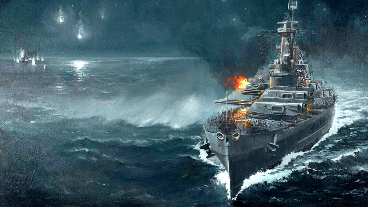 World of Warships E3 2014 Preview
