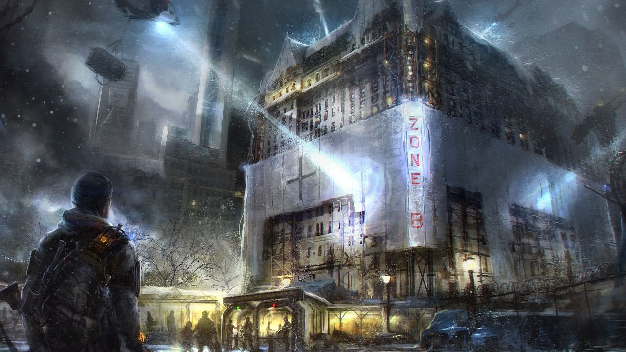Tom Clancy's The Division E3 2014 Preview