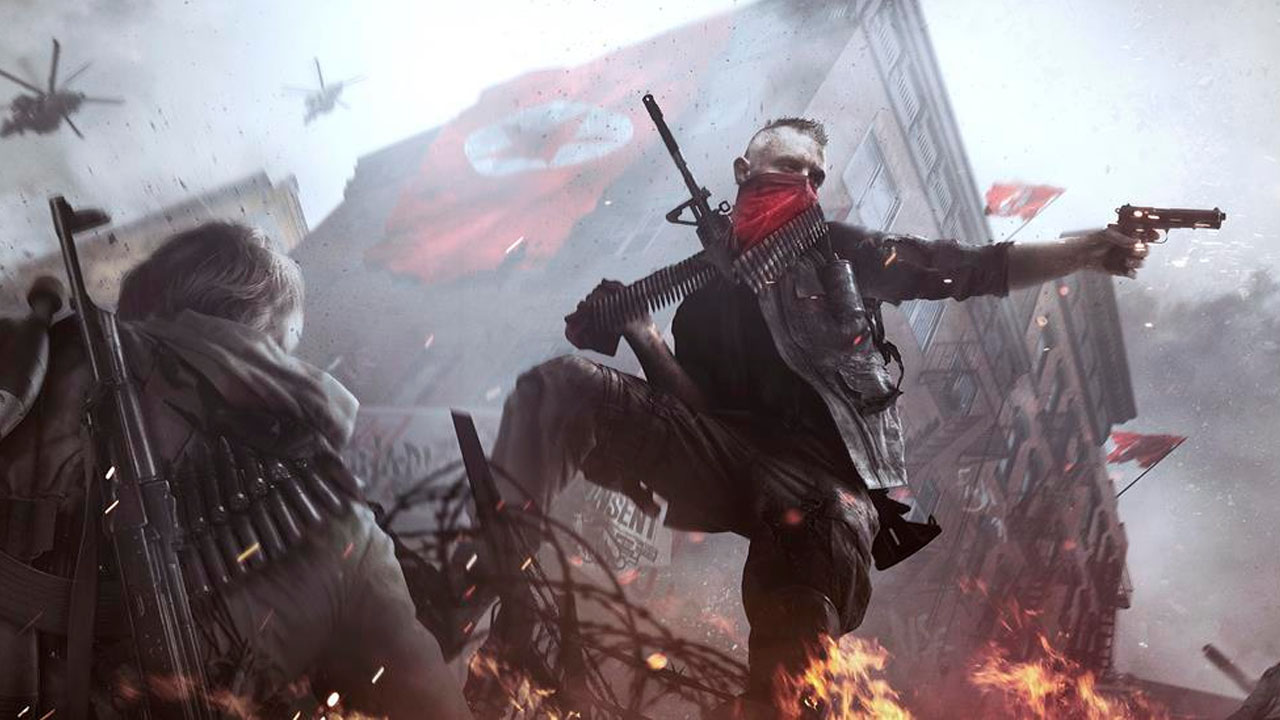 Homefront: The Revolution E3 2014 Preview