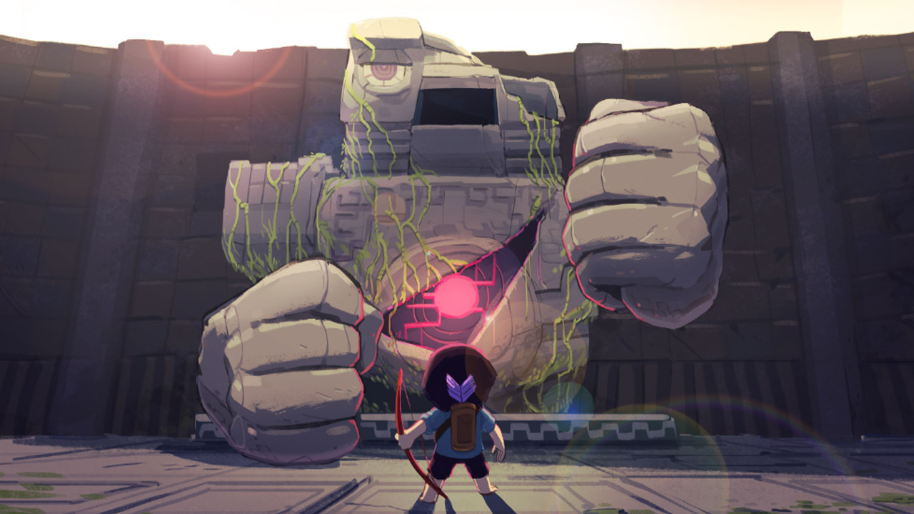 Titan Souls Hands-on