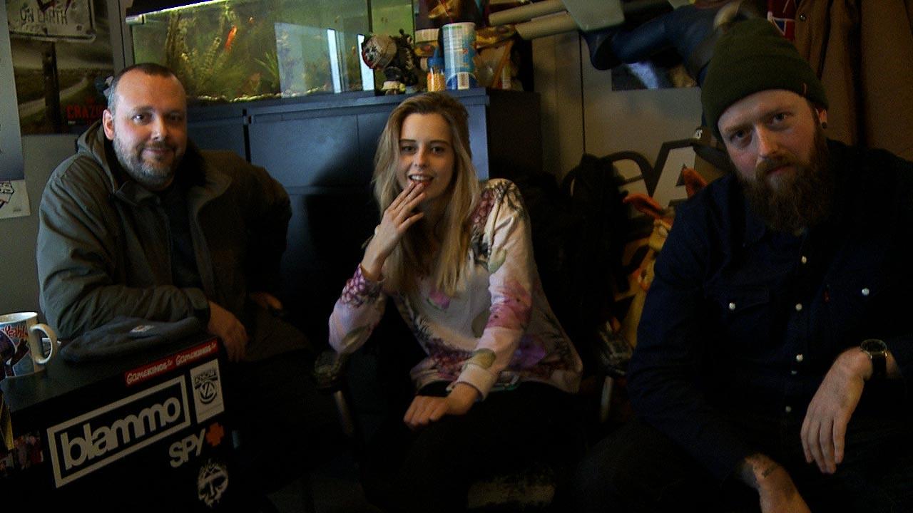Gamekings Extra: Melle, David en Shelly houden het kort