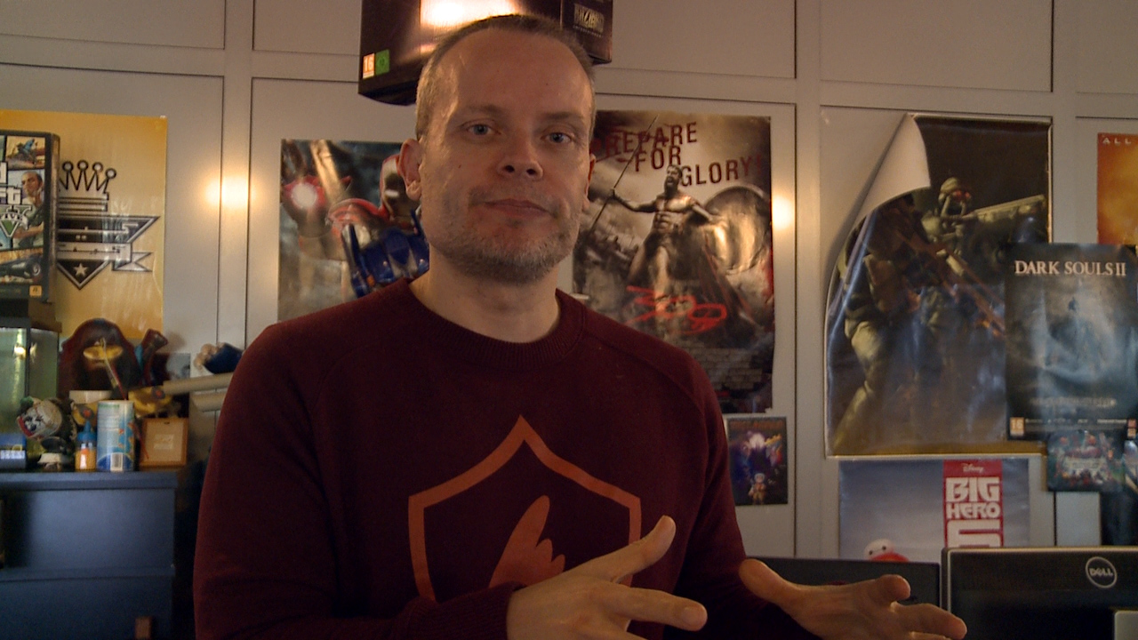 Gamekings extra: JJ over de nieuwe Call Of Duty
