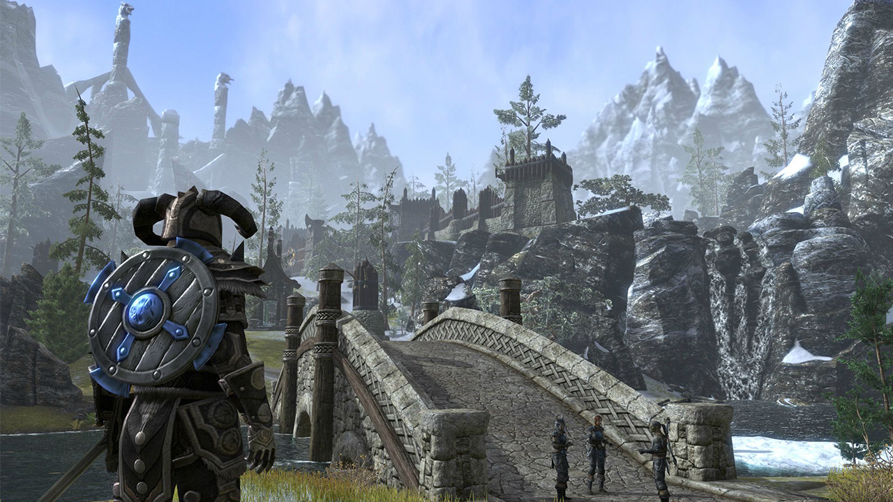 Vooruitblik op The Elder Scrolls Online: Tamriel Unlimited op consoles