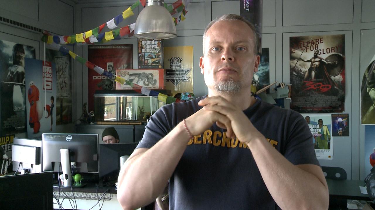 Gamekings Extra: JJ over Peter Desilets