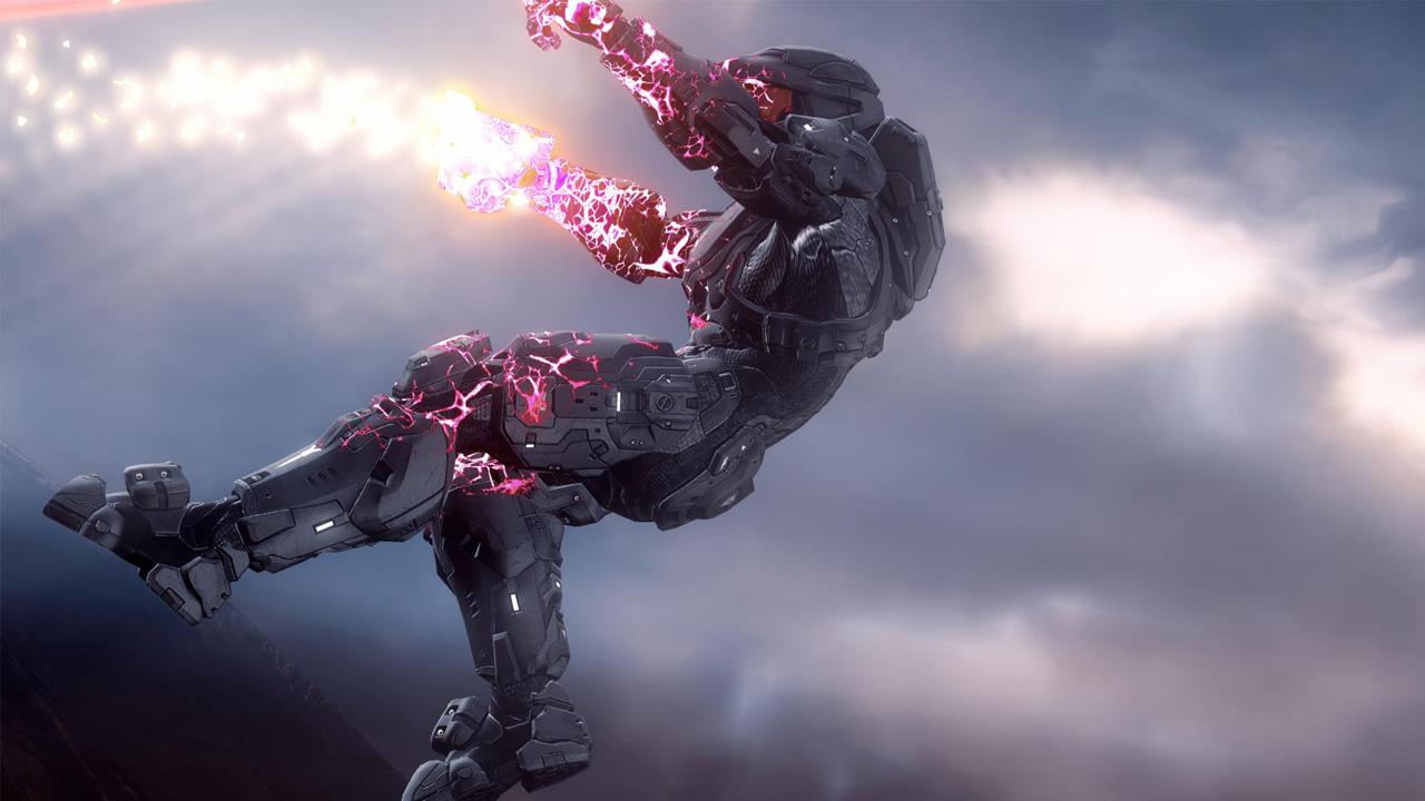 Preview - Halo 5: Guardians en Microsoft HoloLens