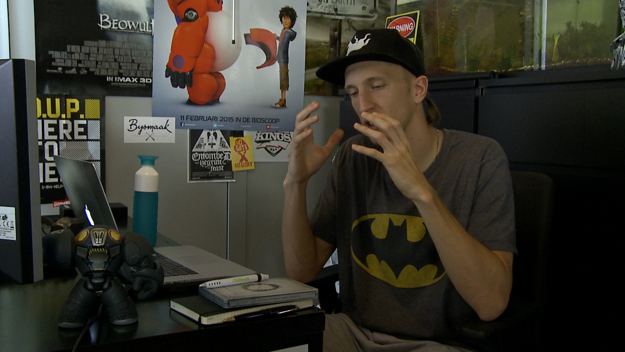 Gamekings Extra: Emiel over Inside Out en Tony Hawk