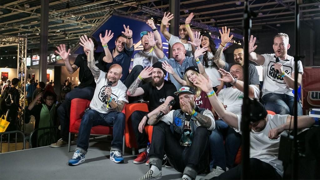 Firstlook Festival Update - Cosplay en Indie-Games