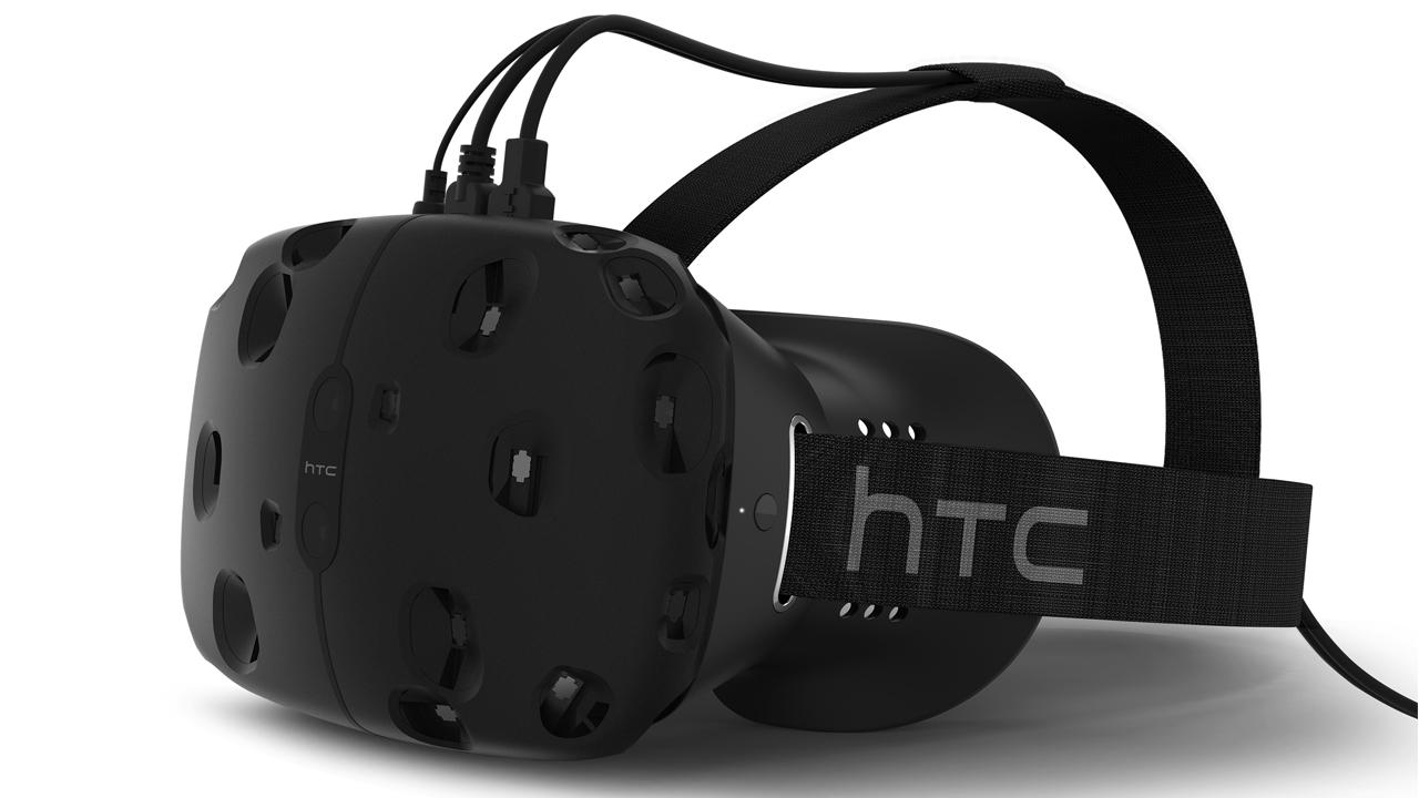 Gamescom Preview - HTC Vive