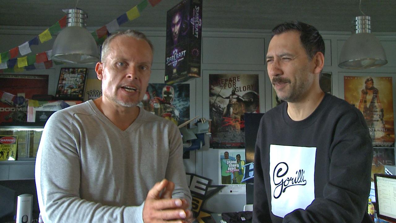 Gamekings Extra: het Nederlands elftal