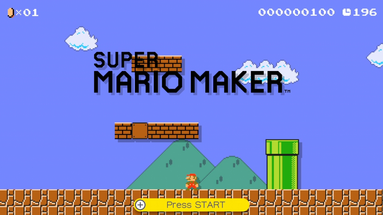Special: Super Mario Maker