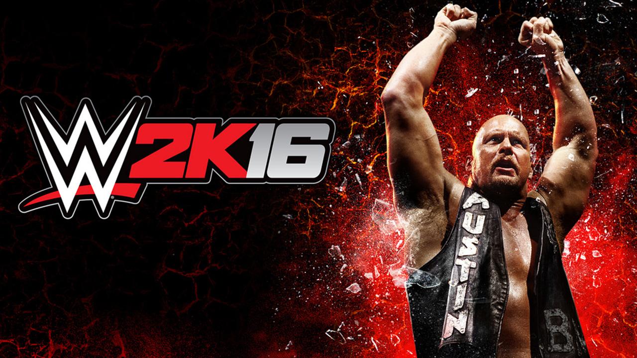 Hands-on met WWE 2K16