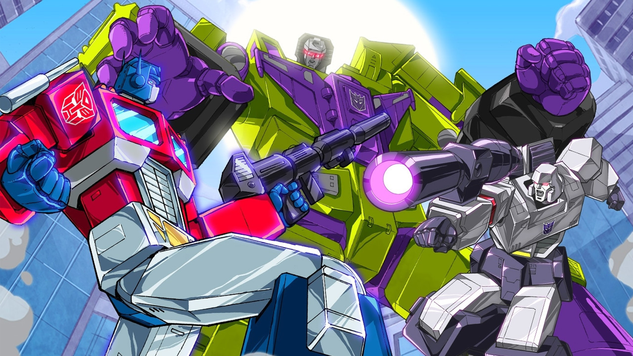 Review - Transformers: Devastation