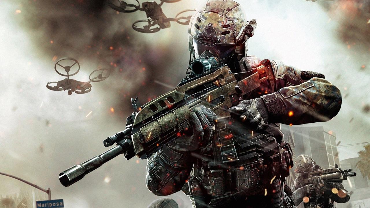 EvdwV over COD: Black Ops III en de Paris Games Week