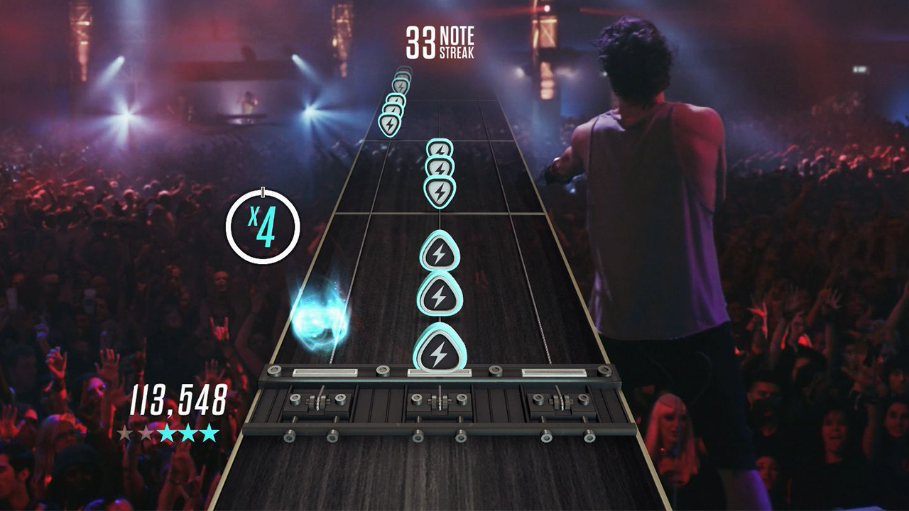 Review - Guitar Hero Live