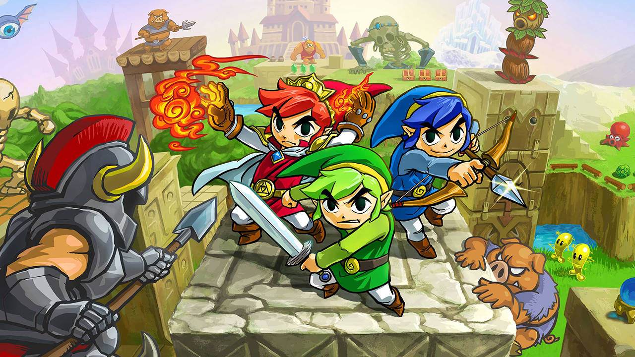 Review - The Legend of Zelda: Tri Force Heroes