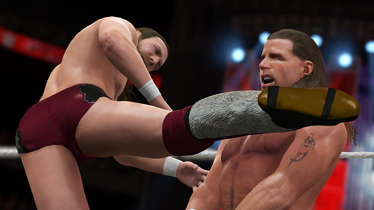 Review - WWE 2K16