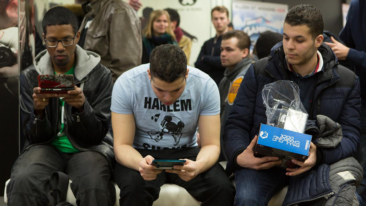Gamer's Heaven Almere en de Call of Duty LAN
