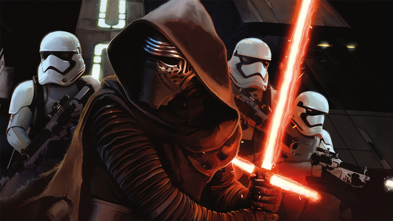 Vloggend naar Star Wars: The Force Awakens