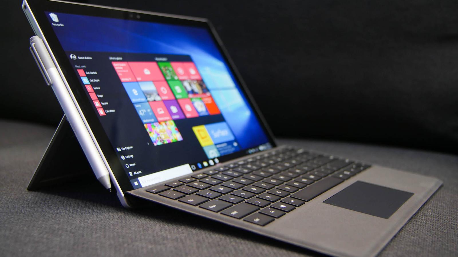 Gearkings over de Microsoft Surface Pro 4