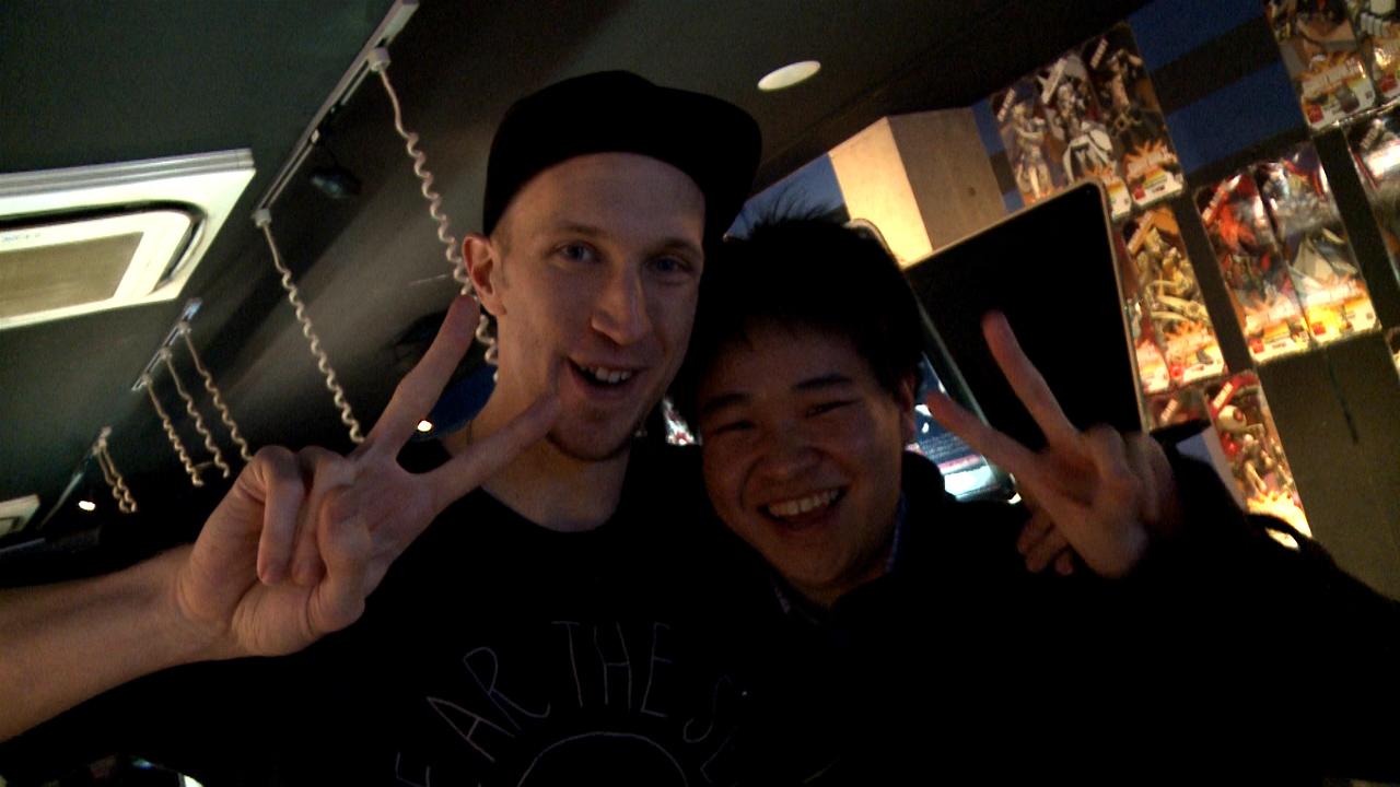 David en Emiel's Tokyo-dagboek: Akihabara