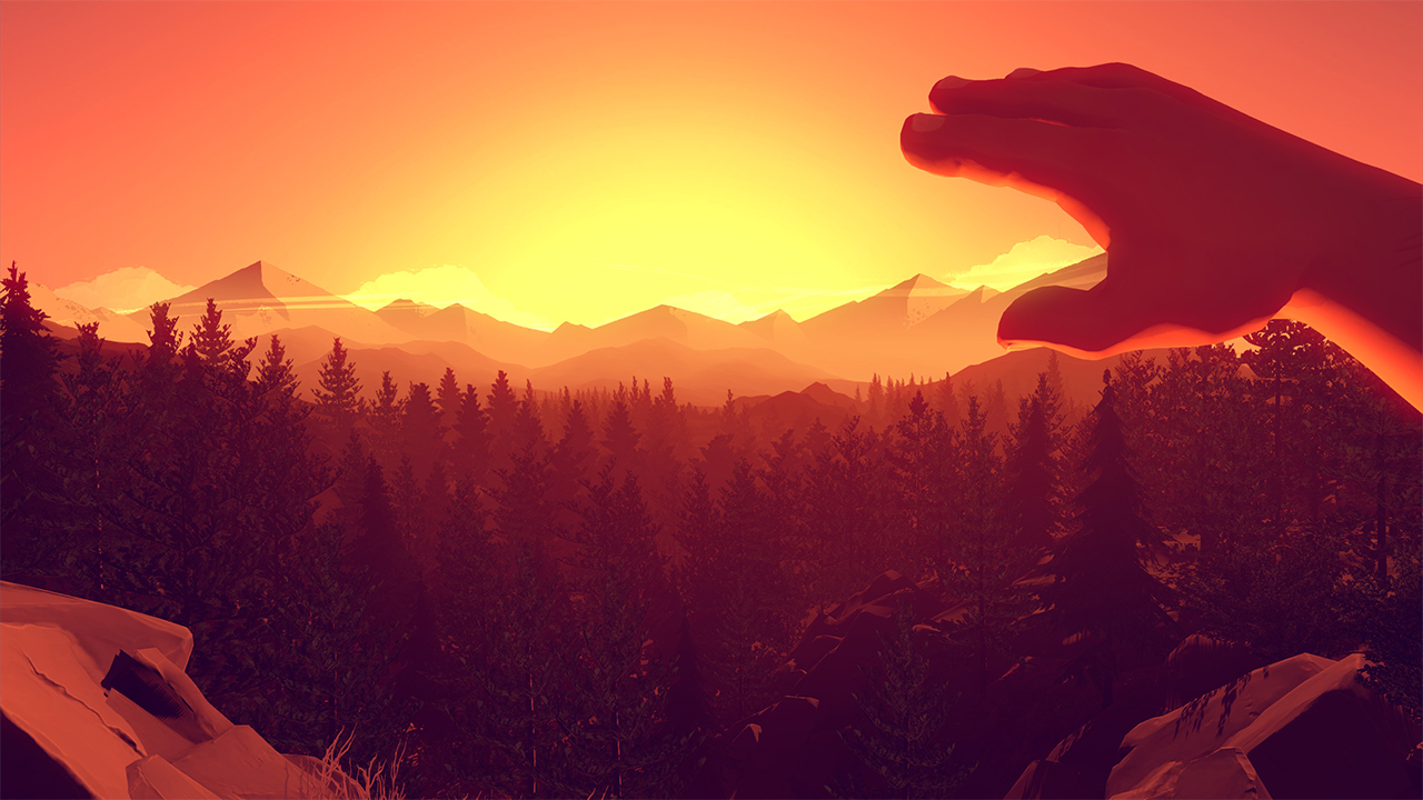 Review - Firewatch