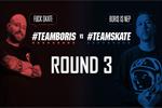 Boris VS Skate: Soul Calibur V